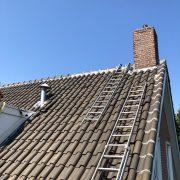 Dak reparatie dakcentrale Nederland