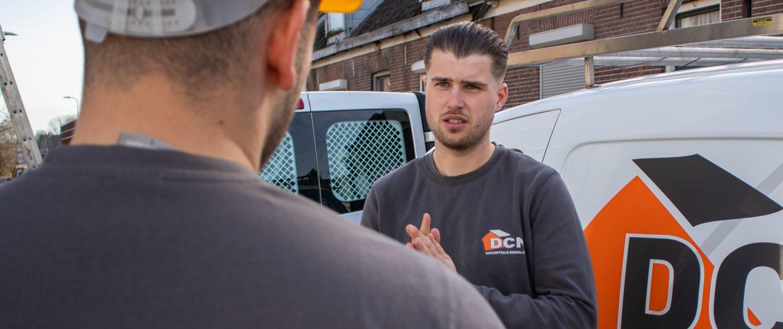 Dakdekker in Deventer van Dakcentrale Nederland